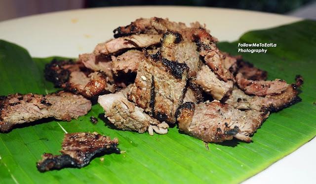 Iranian Tikka Mastih (Charcoal Grilled Beef)