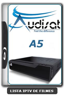 Audisat A5 Nova Atualização Correção Do YouTube e Melhorias No SKS e IKS V1.4.07 - 29/02/2020