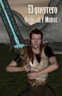 portada del relato corto de fantasía El guerrero