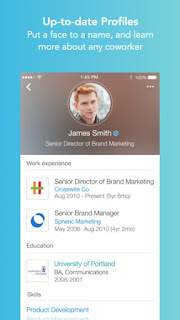 LinkedIn Lookup app launches on iPhone