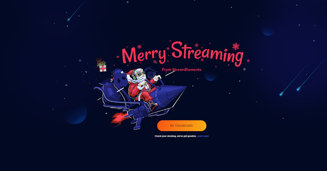 Streamelements - Merry Christmas