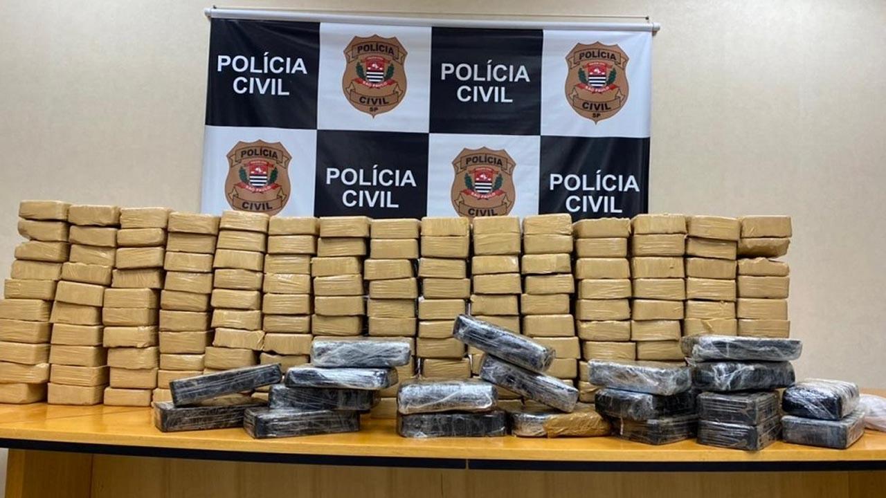 Quantidade de drogas apreendidas na região de Piracicaba cresce mais de 20% no primeiro semestre