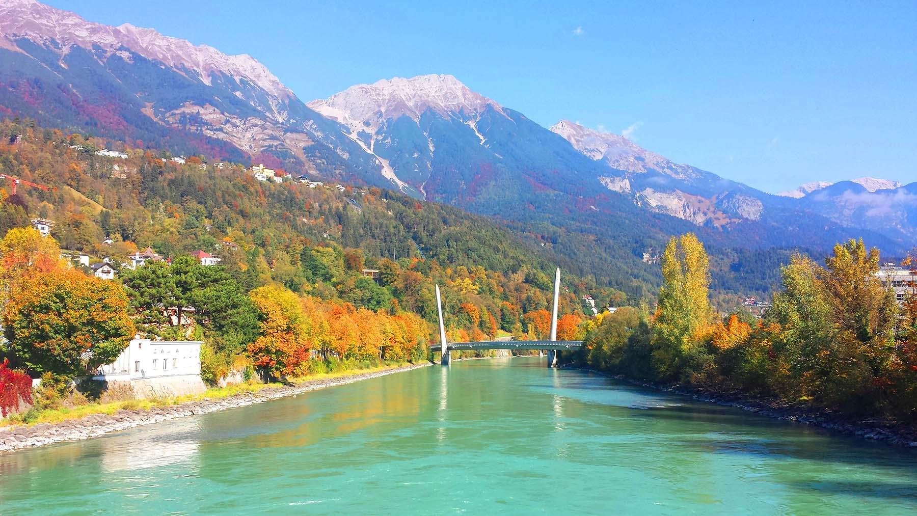 O que fazer no outono em Innsbruck, Áustria