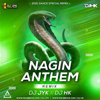 NAGIN ANTHEM (REMIX) - DJ JYK X DJ HK