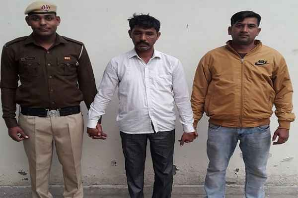 crime-branch-dlf-faridabad-arrested-accused-dhirender-in-sandeep-murder-case