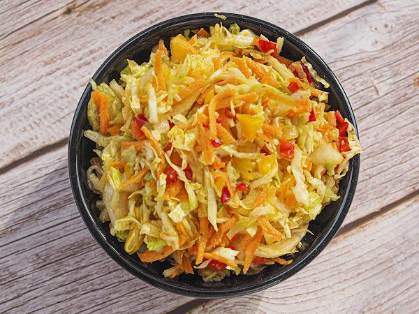 Kulinaarin raikas kevyempi coleslaw