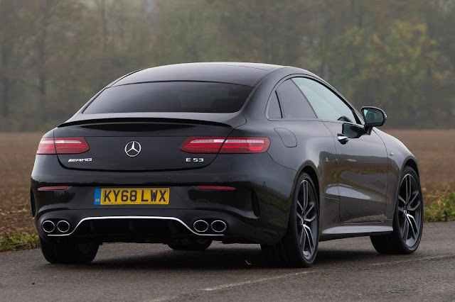 Mercedes-AMG E 53 Coupe 2018