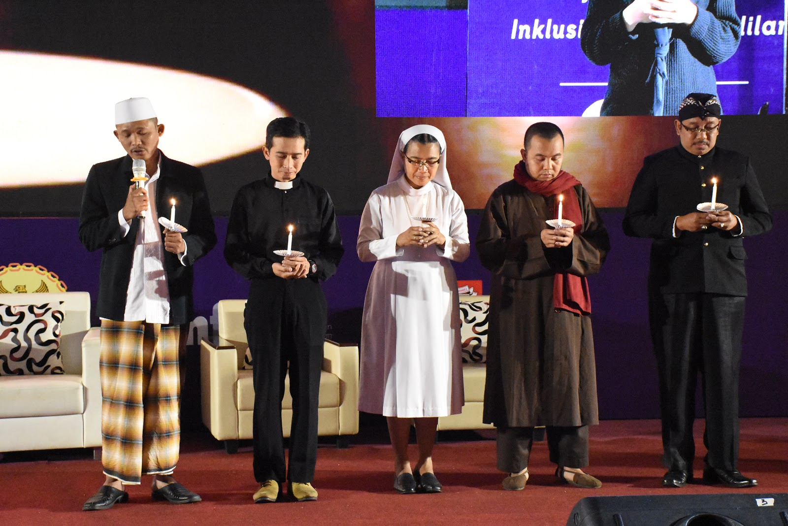 Konferensi HAM 2018 di Wonosobo