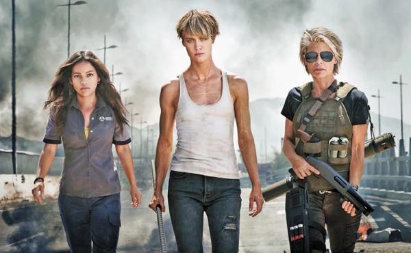 Review Film Terminator Dark Fate bahasa indonesia