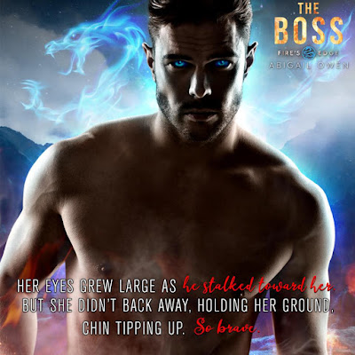 Review - The Boss (Fire's Edge #1) by Abigail Owen - Review - Pre-Order - Freebie