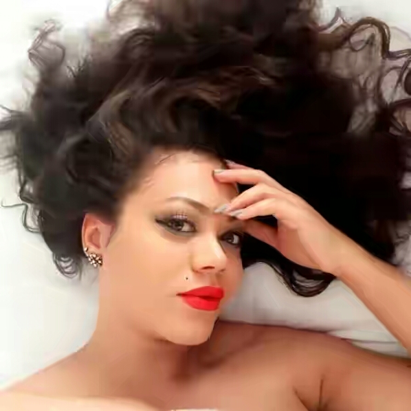 Photo: Nadia Buari Shows Off Her Adorable Twin Girls