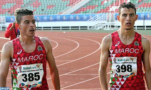 Jeux Africains: le fiasco du Maroc en athlétisme le fait chuter à la 5e place