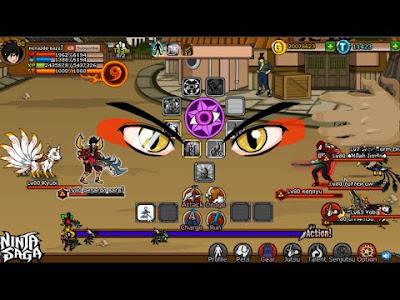 ninja saga terbaru