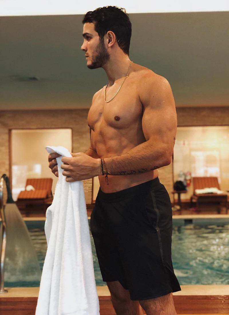 cute-tall-young-hunk-shirtless-fit-body-towel-college-boy