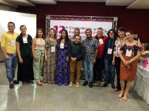 Delegação de Guarabira participa da 12º Conferência Estadual da Assistência Social com servidor da Prefeitura eleito para etapa nacional