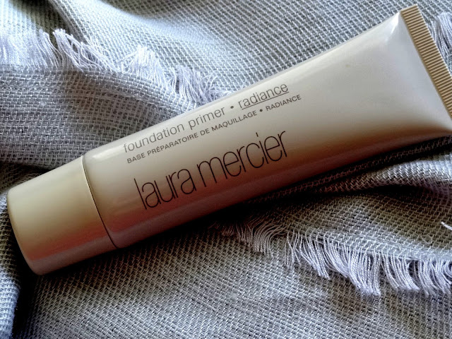 Laura Mercier Radiance Primer Review, Photos, Swatches