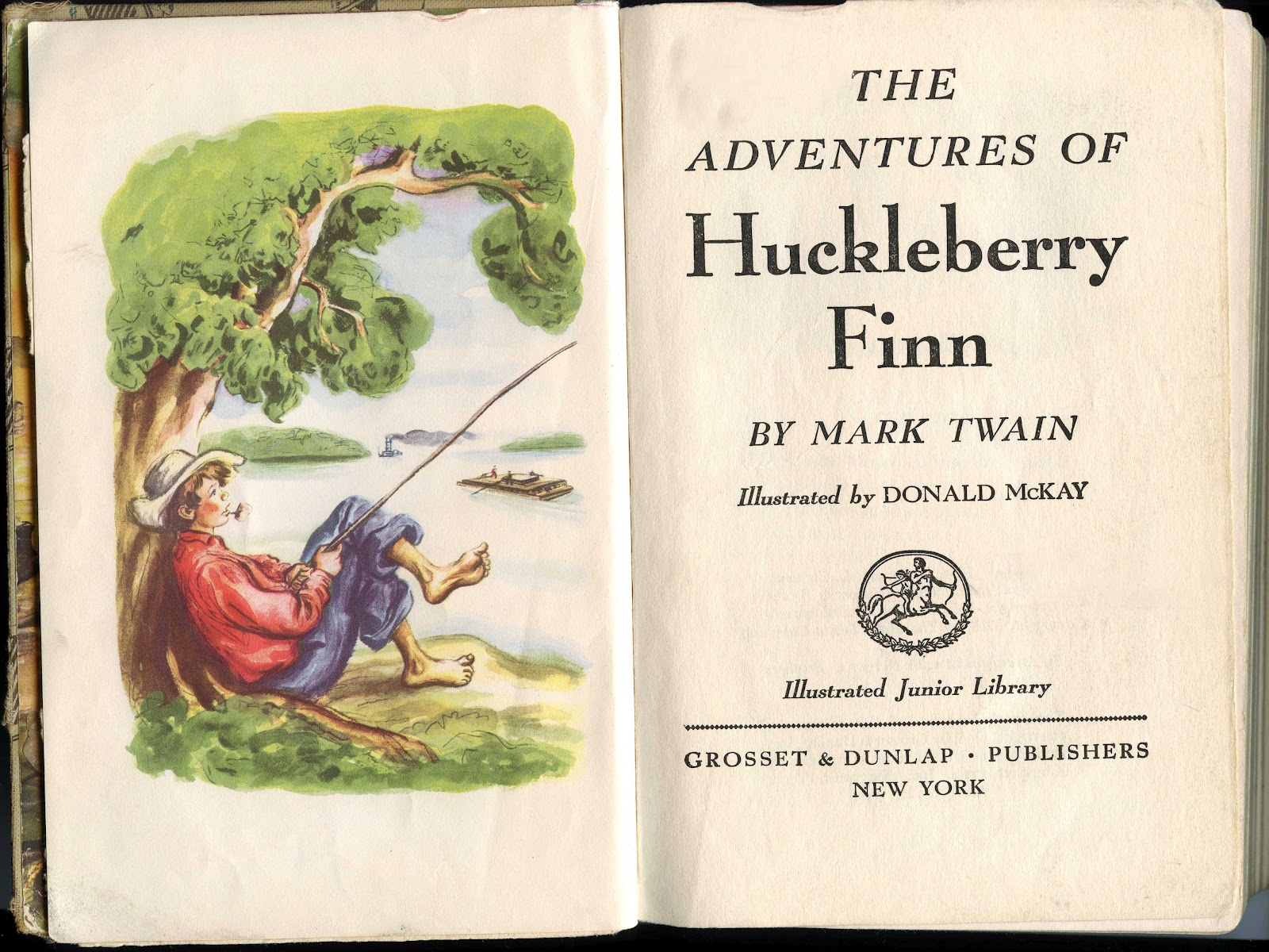 The Big C And Me Closets And Huckleberry Finn