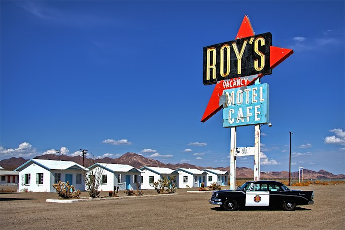Islands and Other Places: The Romance of Route 66.