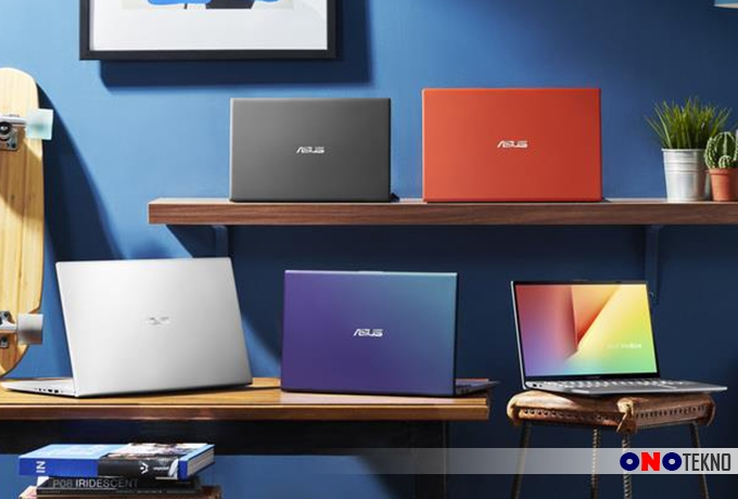 "VivoBook Ultra A412 "" Laptop ColorFul, Ringan dan Cepat """