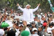 Habib Rizieq Khawatir 7,5 Juta Peserta Aksi 212 Datang Ke Pengadilan Menyambut Tantangan Jaksa