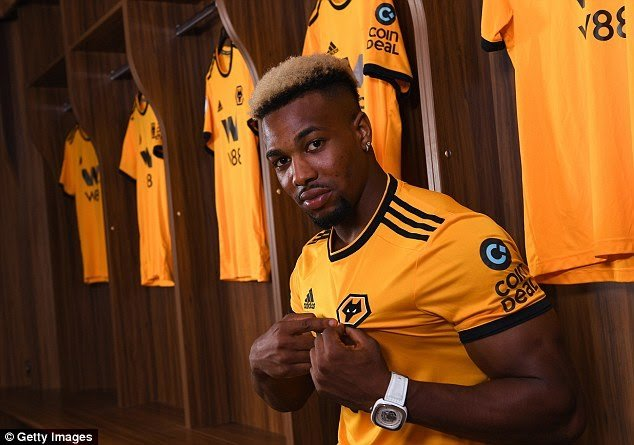Wolves sign Middlesbrough winger  Adama Traore  after meeting his £18m release clause