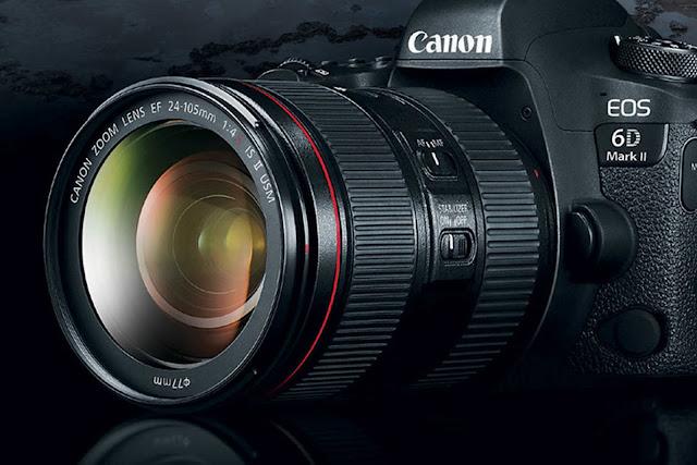 مواصفات canon 6d mark 2