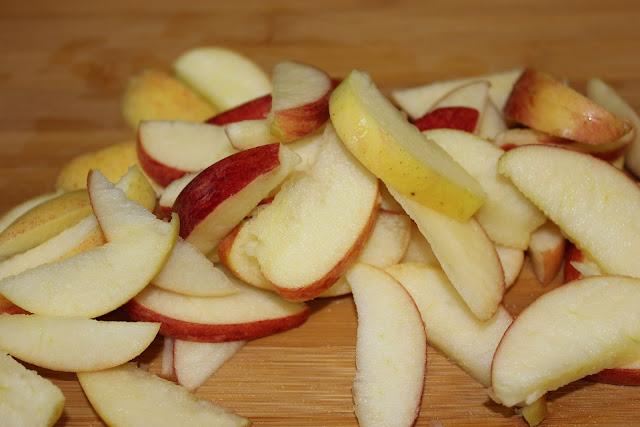 Apple Sponge Pudding | Passover Dish | Kosher Diet Food Recipe