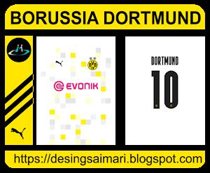 Borussia Dortmund 2020-21 THIRD
