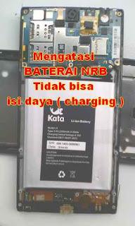 baterai non removable tidak bisa charge