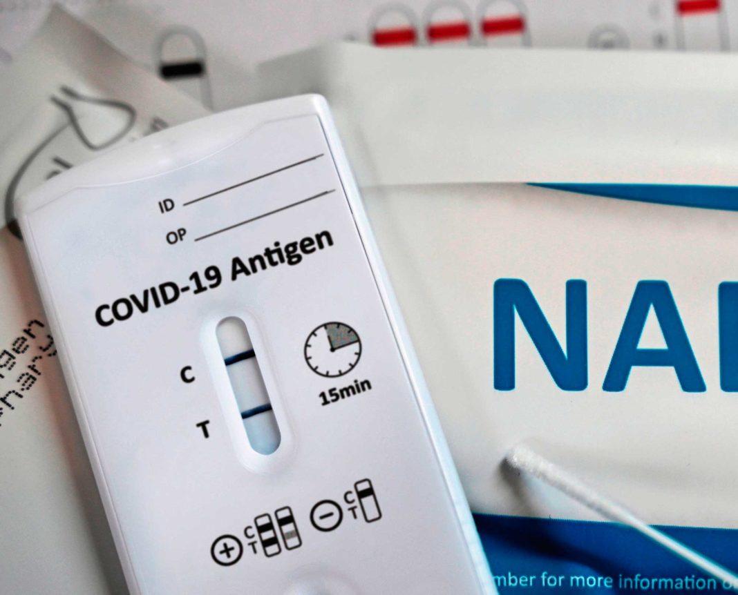Από τις 7 Απριλίου στα φαρμακεία τα self tests