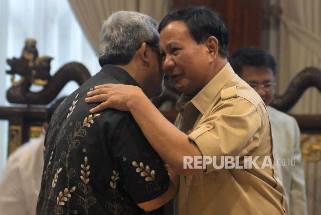 Alasan Mengapa Aher Dinilai Cocok Dampingi Prabowo