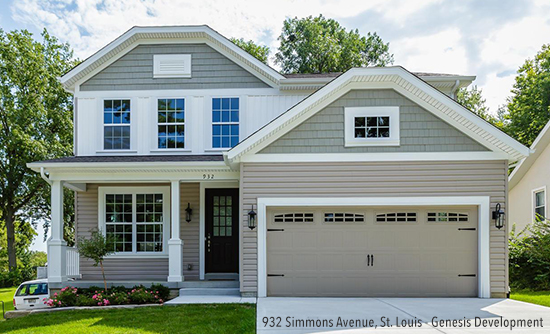 Newly Constructed Home For Sale - Kirkwood, Mo