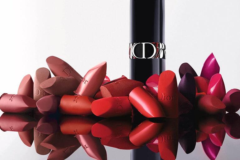 Rouge Dior Nouvelle formule printemps 2021