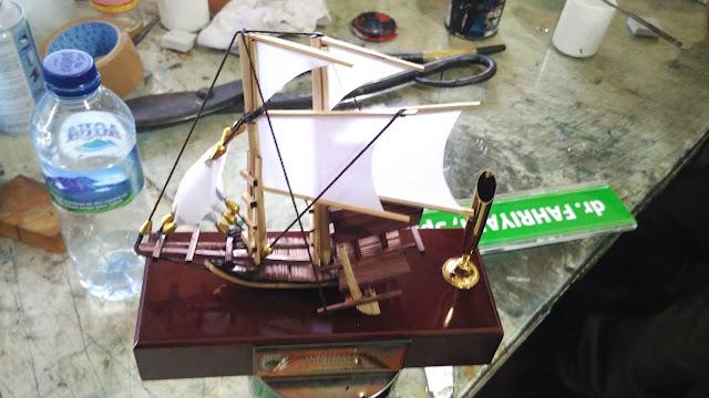 Piala Model Kapal