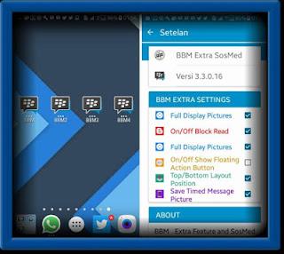 BBM Multi Clone (BBM1 + BBM2 + BBM3 + BBM4) Versi 3.3.0.16 APK