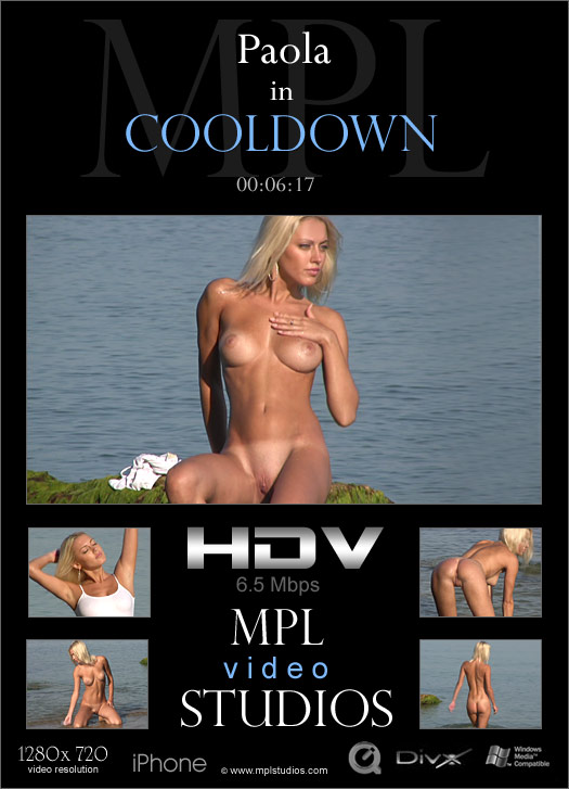 MPLStudios8-02 Paola - Cooldown (HD Video) 03100