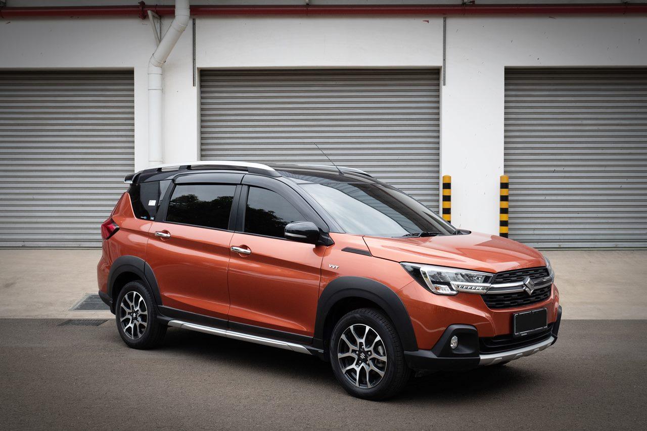 Suzuki XL7 Raih Penghargaan Best Functionality Car