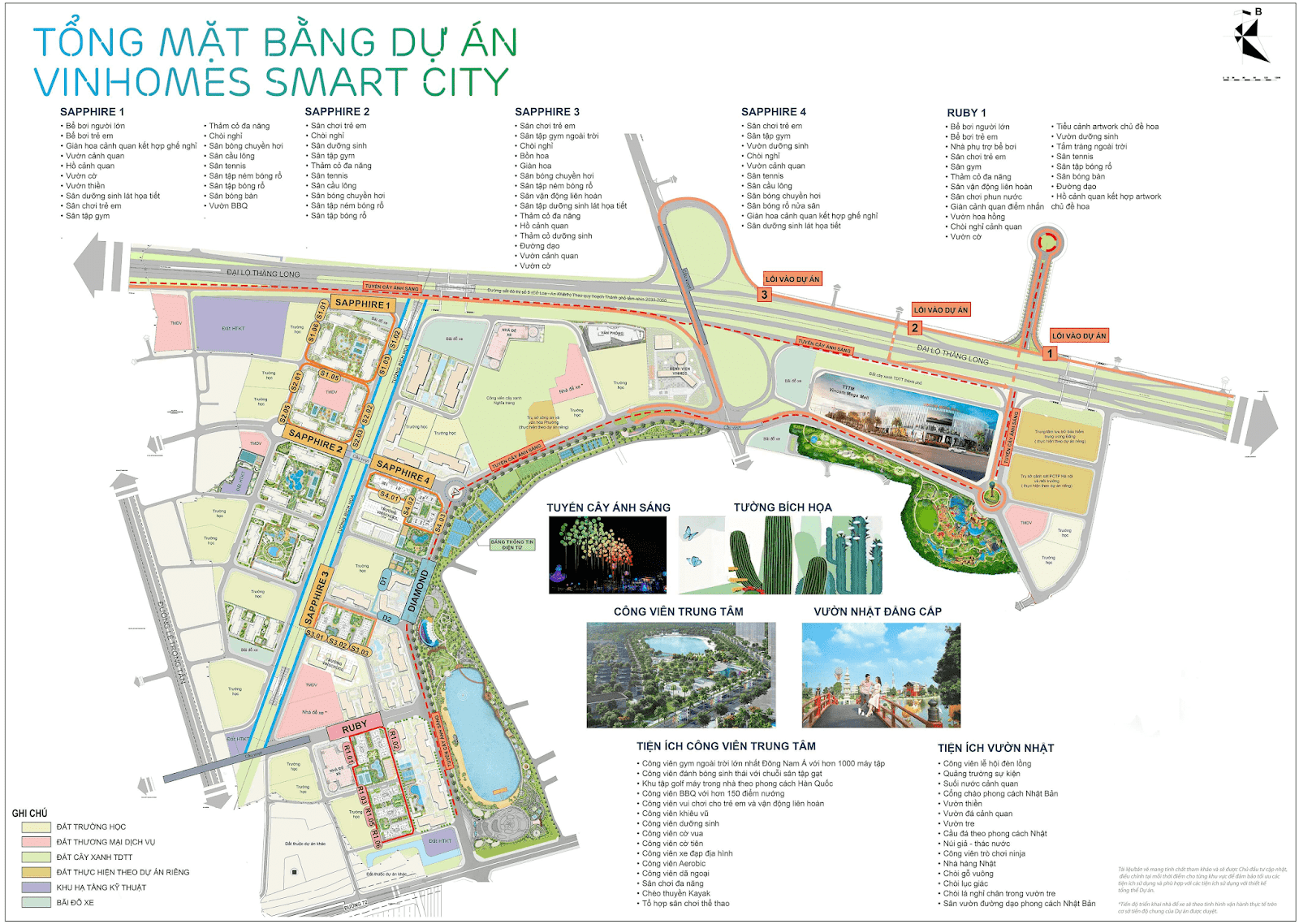 mat bang tong the vinhomes smart city
