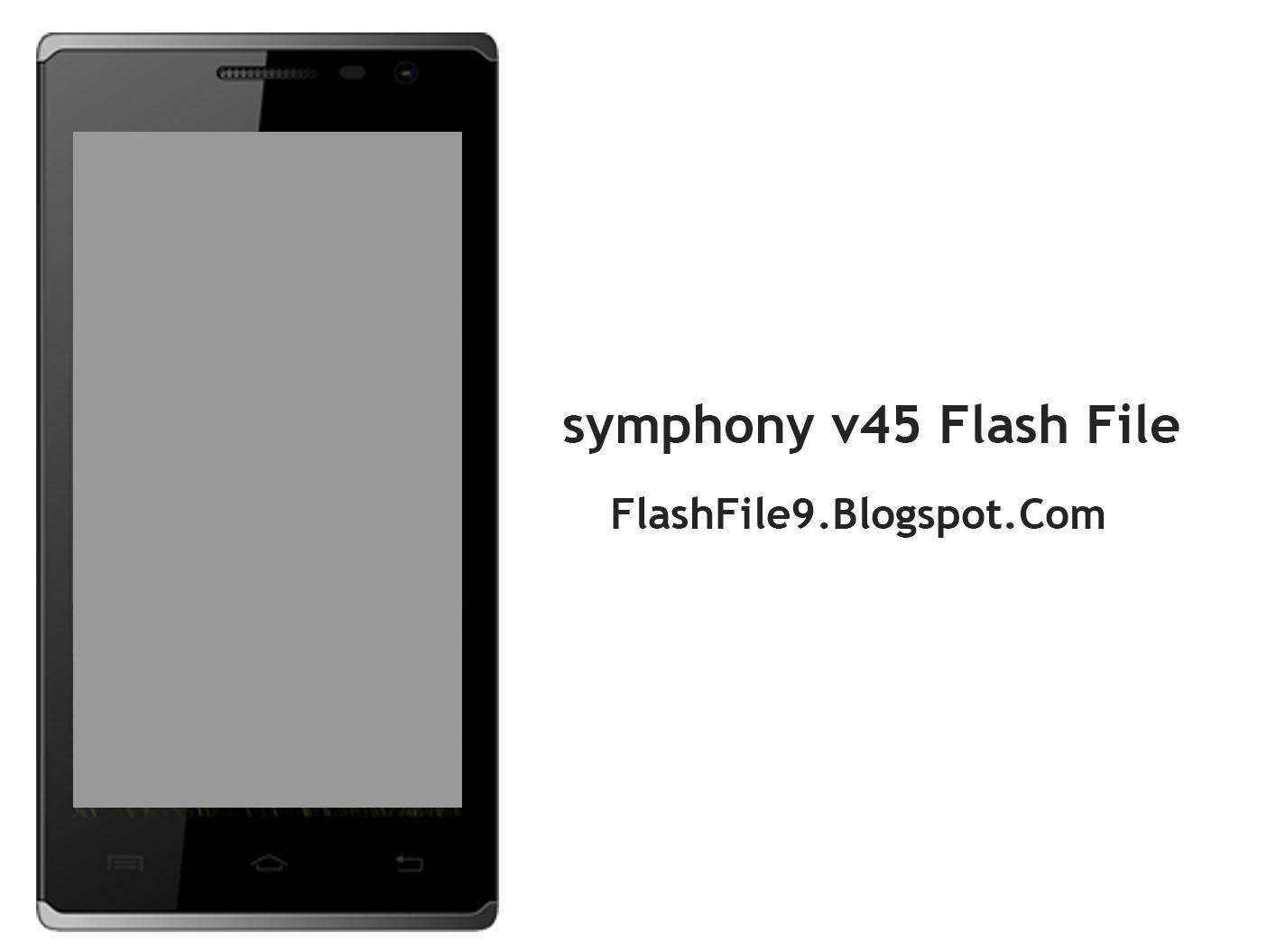 V45 symphony