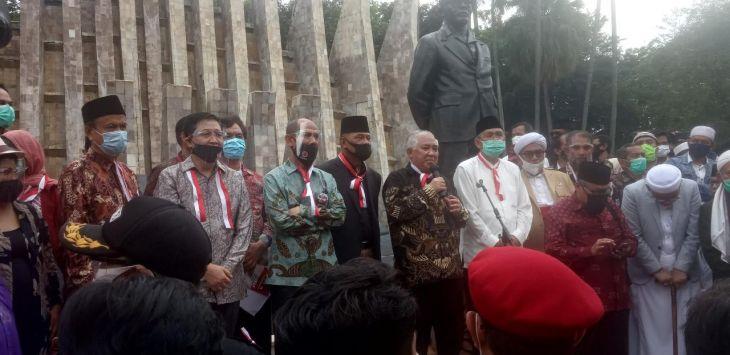 Gerakan KAMI Disebut Tak Punya Pengaruh bagi Pemerintahan Jokowi: Kekuatannya Paling Lemah