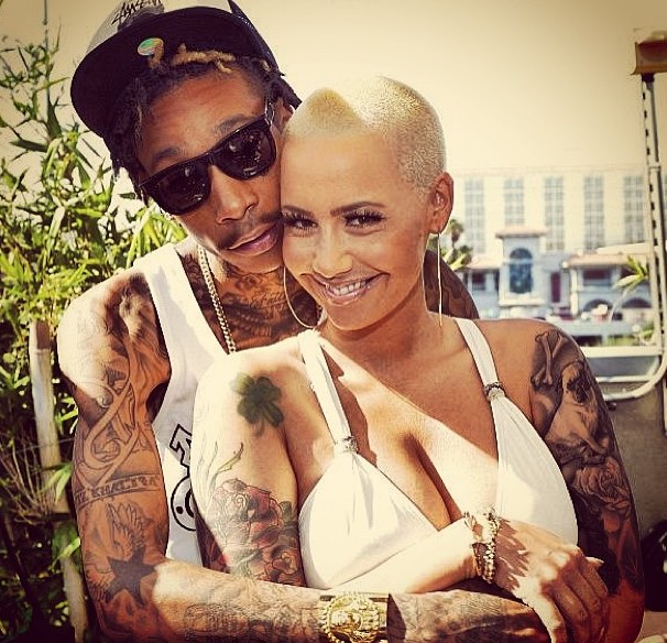 amber rose heartbreak