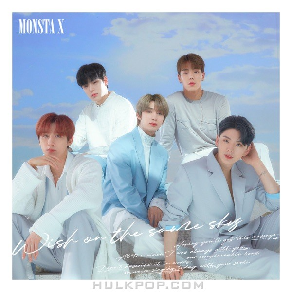 MONSTA X – Wish on the same sky – Single