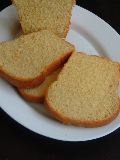 Vegan Semolina Bread, Semolina Bread