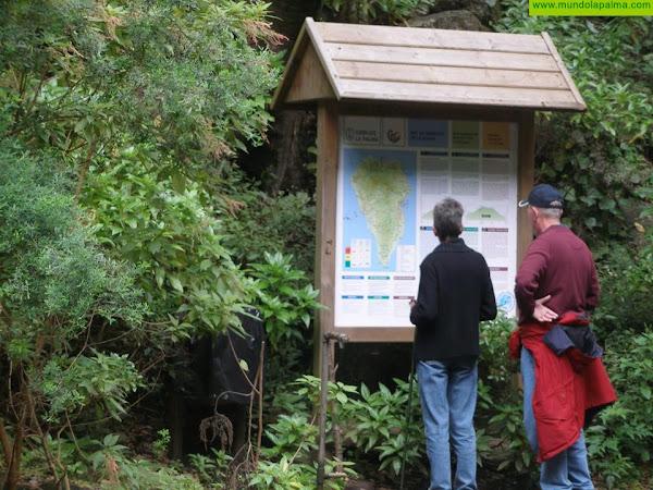 El Parque Natural de Las Nieves recibió casi 68.000 visitantes en 2020