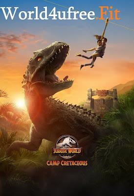 Jurassic World Camp Cretaceous S01 Dual Audio 5.1ch Complete Series 720p HDRip X264 Esub