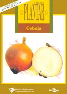 A cultura da cebola (Livro Grátis!)