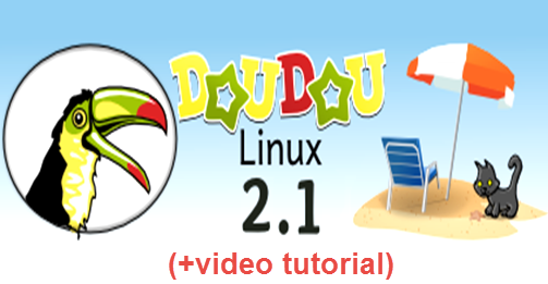 Linux Για Παιδιά, DouDou