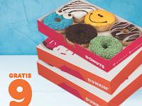 Dunkin Donuts Kedaton Lagi Promo Lho Yai, Buruan deh Mampir!