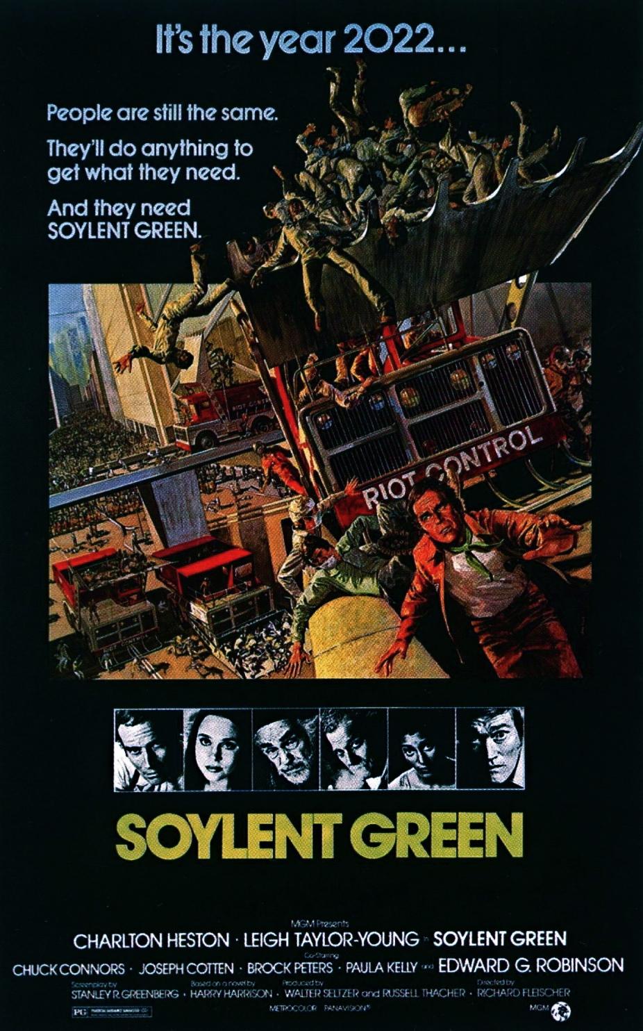 Soylent Green Film