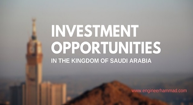 the saudi arabia general investment authority essay General manager-industrial sector at saudi arabian general investment  authority (sagia)  saudi arabian general investment authority (sagia)   prepare weekly and monthly overall summary plant status reports for the sr  management.